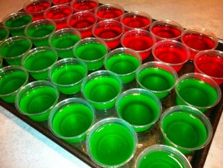 Cannabis Jello Shots